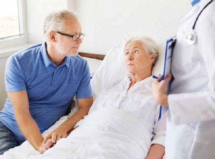Chăm sóc người bệnh tai biến mạch máu não tại bệnh viện
