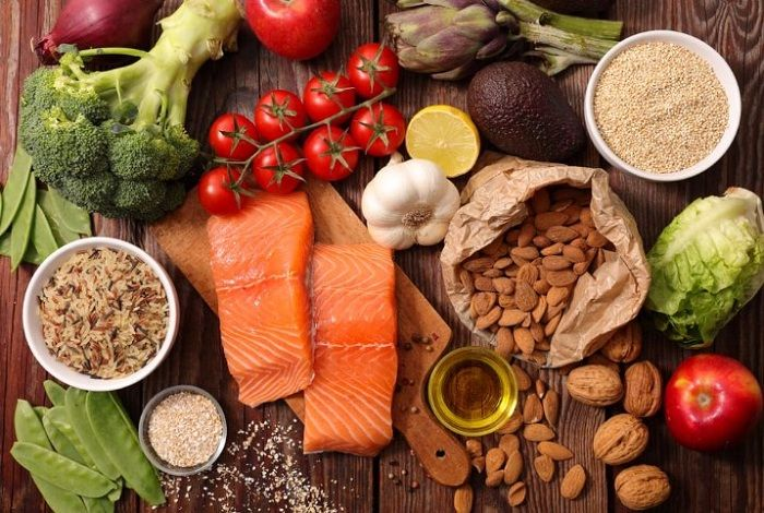 Những thực phẩm tốt cho người bị tai biến mạch máu não